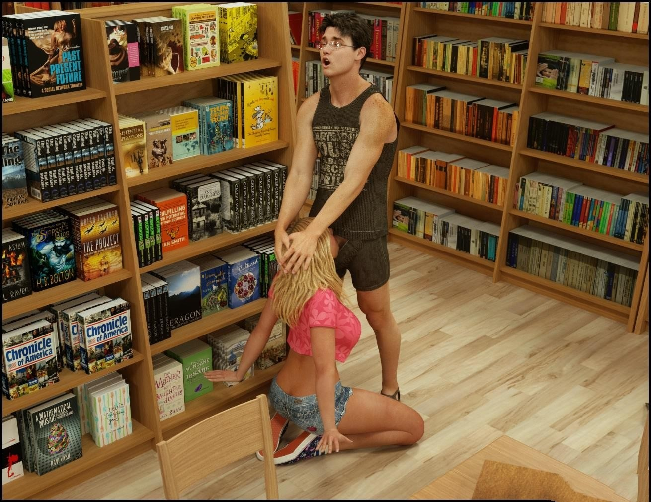 Самые посещаемые порно библиотеки