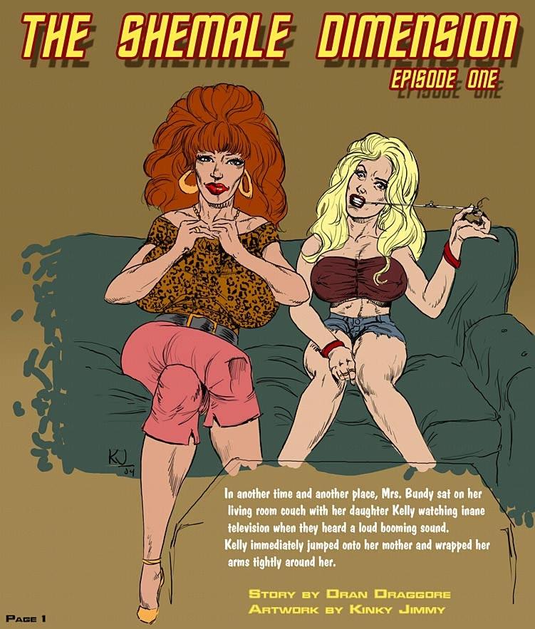 Shemale Dimensione- Dickgirls