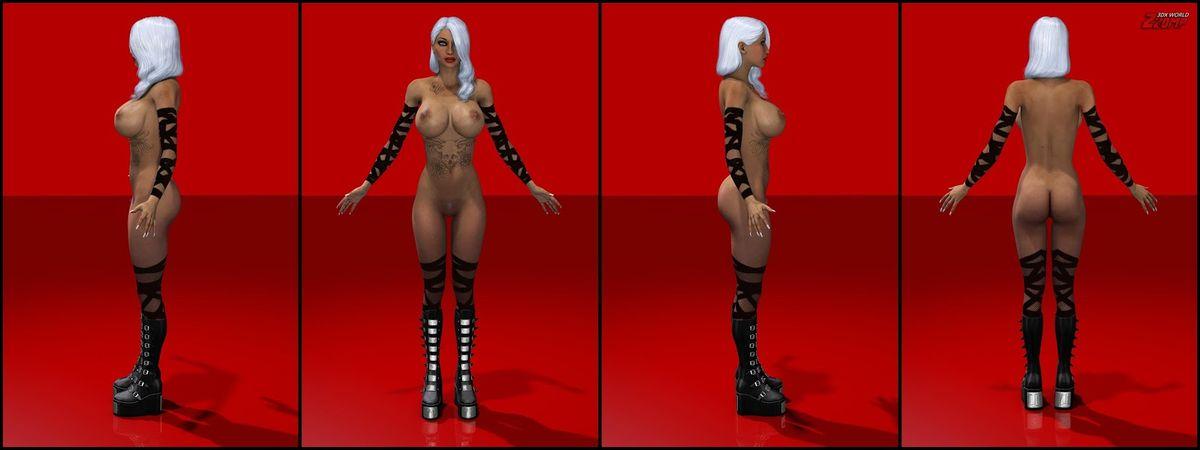 Zzomp 3DX- Introducing Misty