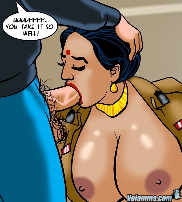 Velamma Episode 64- Blackmailed 2 - part 10