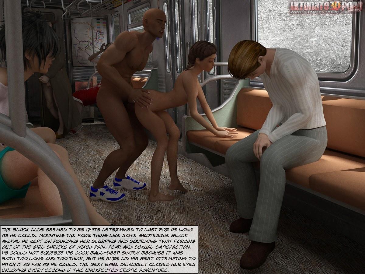Sex In Subway- Ultimate3DPorn - part 3