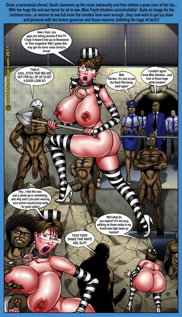 Smudge- Prison Crack Down