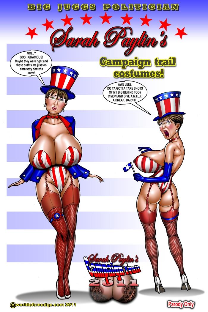 Big Juggs Politician- Smudge
