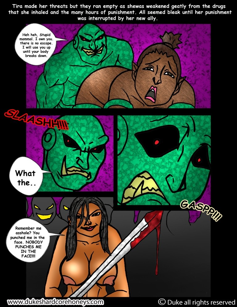 The Reptul Attacks 03-04,Duke Honey - part 2