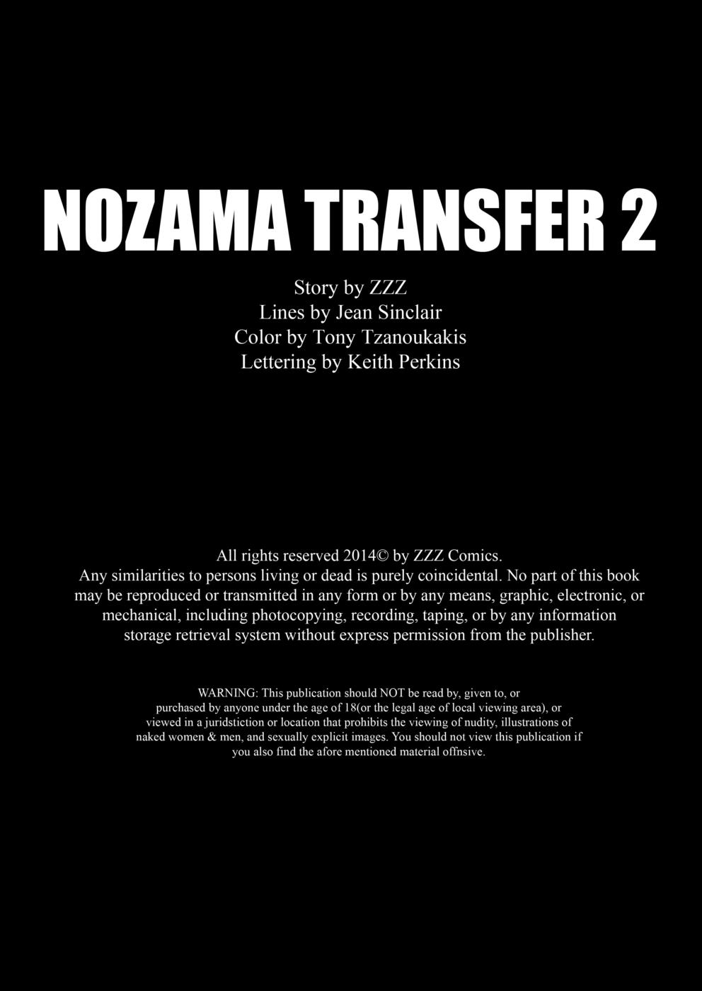 ZZZ- Nozama Transfer 2