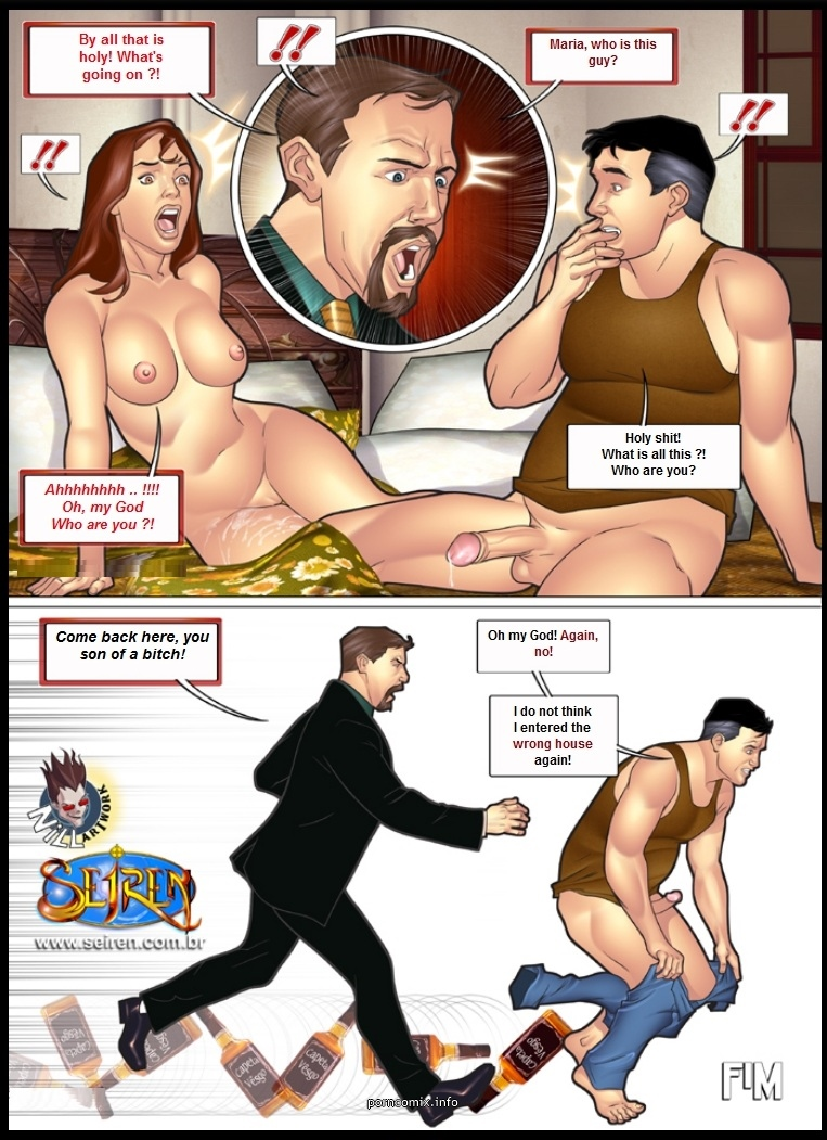Curtas 11- Drunk and Dragon (English)