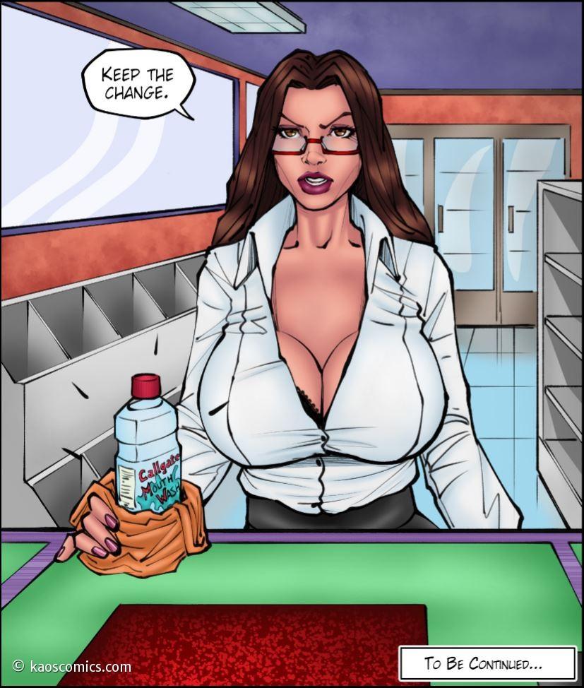 Kaos- Doctor Bitch - part 4