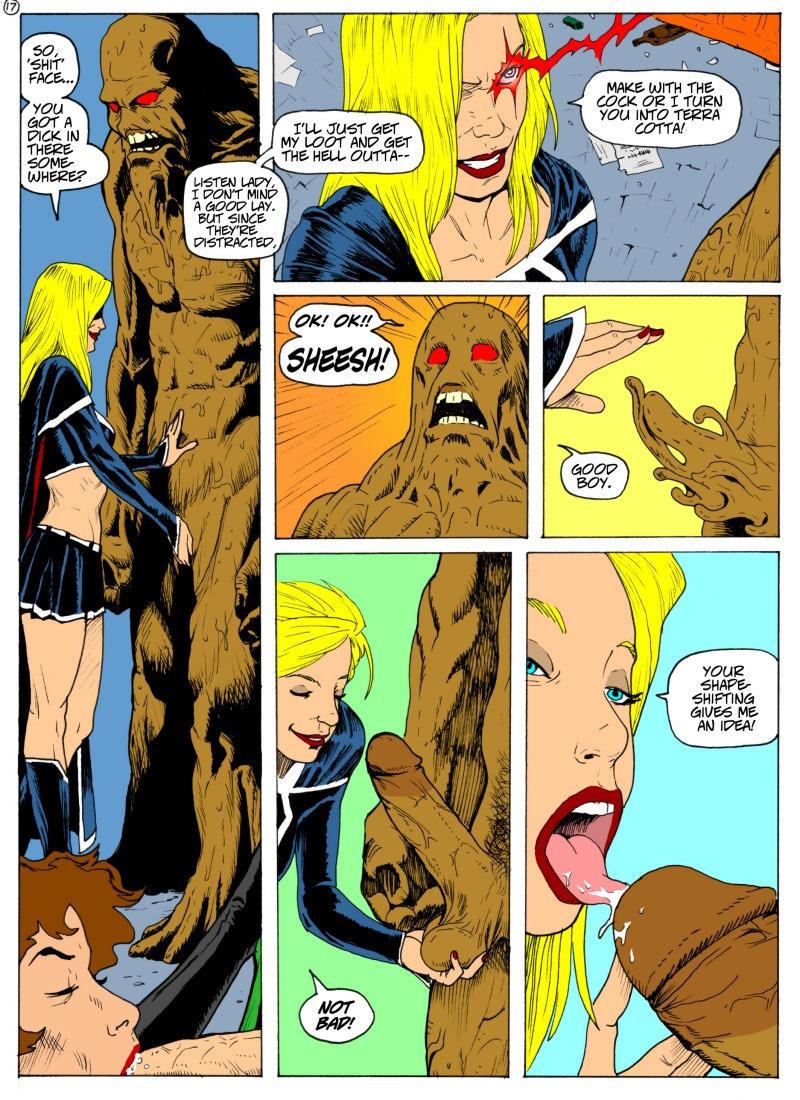 69 Cuntdown Mary Marvel- PBX - part 2