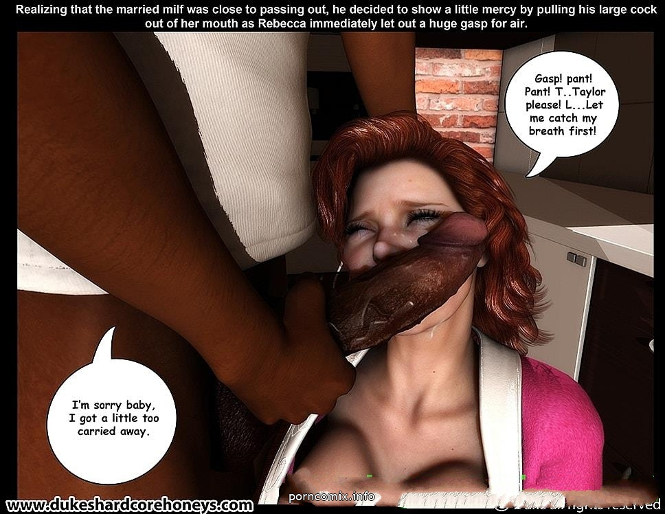 Mrs. Keagan 3d Vol.1- Duke Honey - part 2