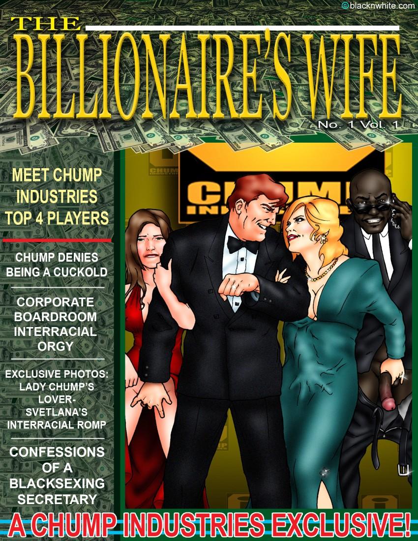 Billionaire\'s wife 1- BlacknWhite