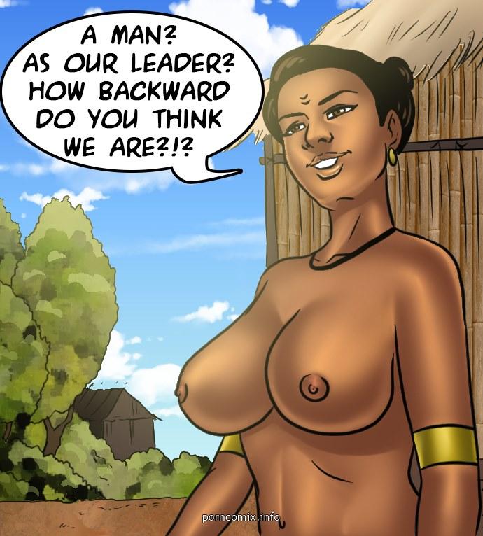Видео секс в джунглях с дикарями — photo 13