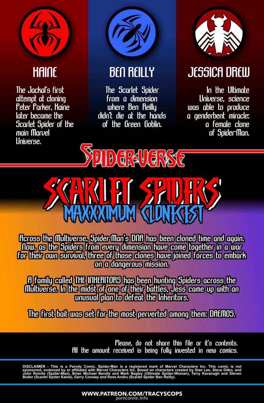 Scarlet Spiders- Maxxximum Clonecest, Spiderman