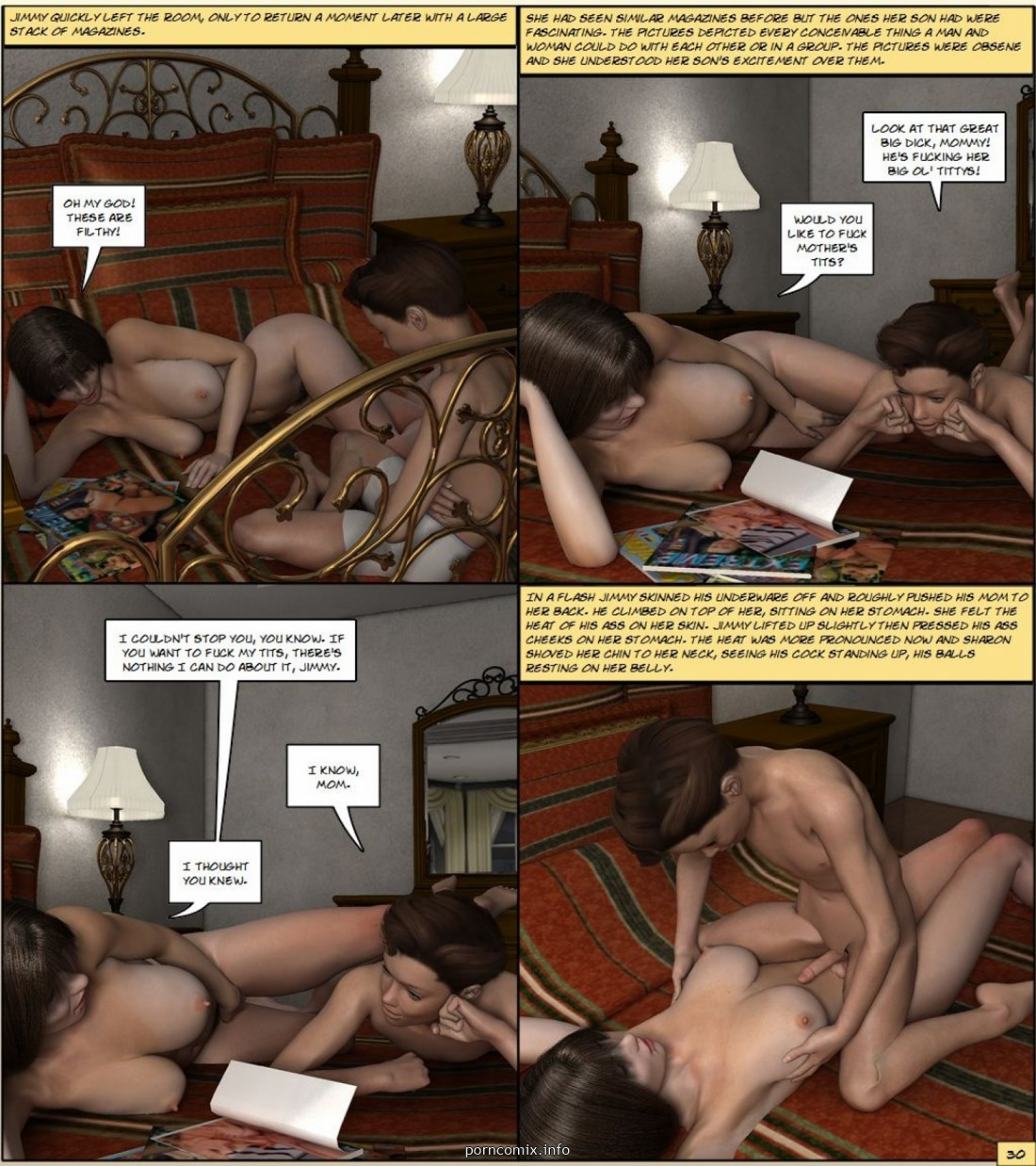 Mother Gets Horny - part 2