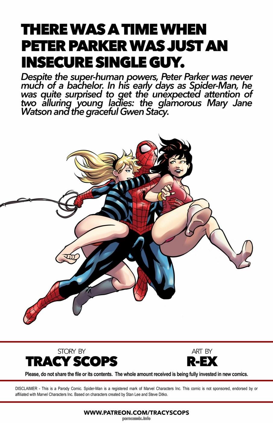 Our Valentine (Spider-man)