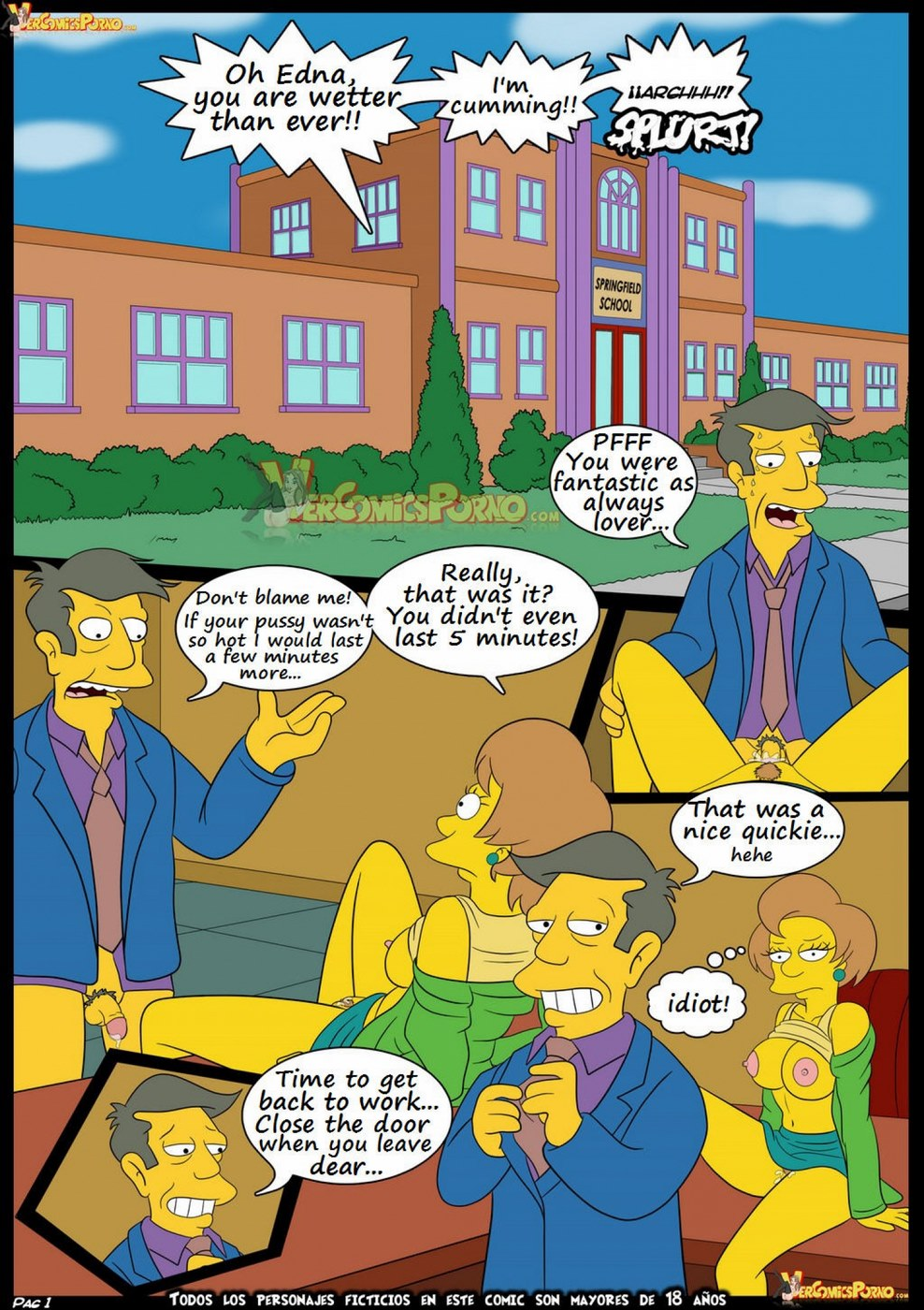 Los Simpsons 5- New Lessons, Croc