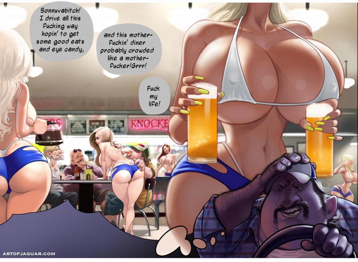 Coochies 24 Hrs Sex Diner