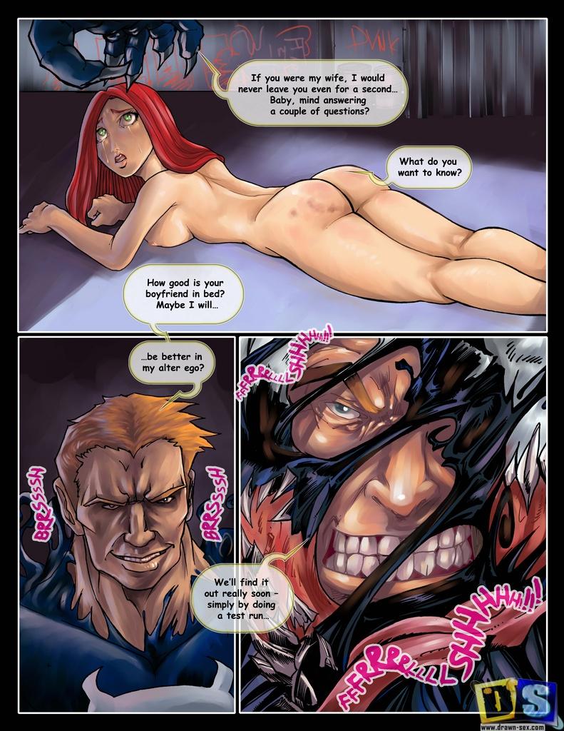Drawan Sex- Powergirl