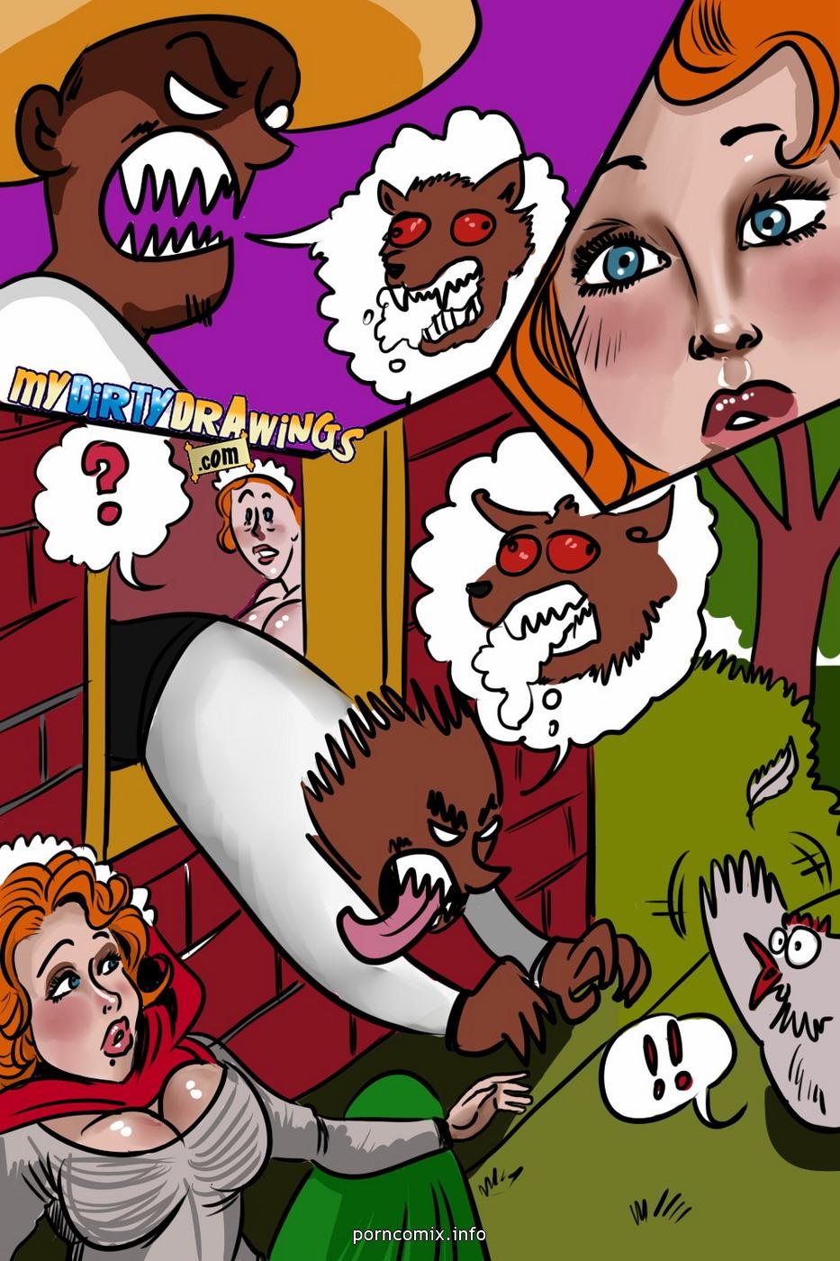 Mavruda - Red Riding Hoe - part 3