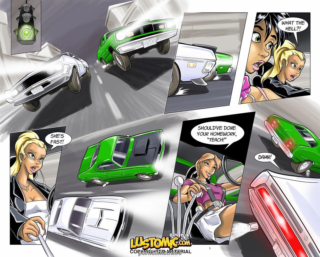 Lustomic- Cobra\'s Trap 2