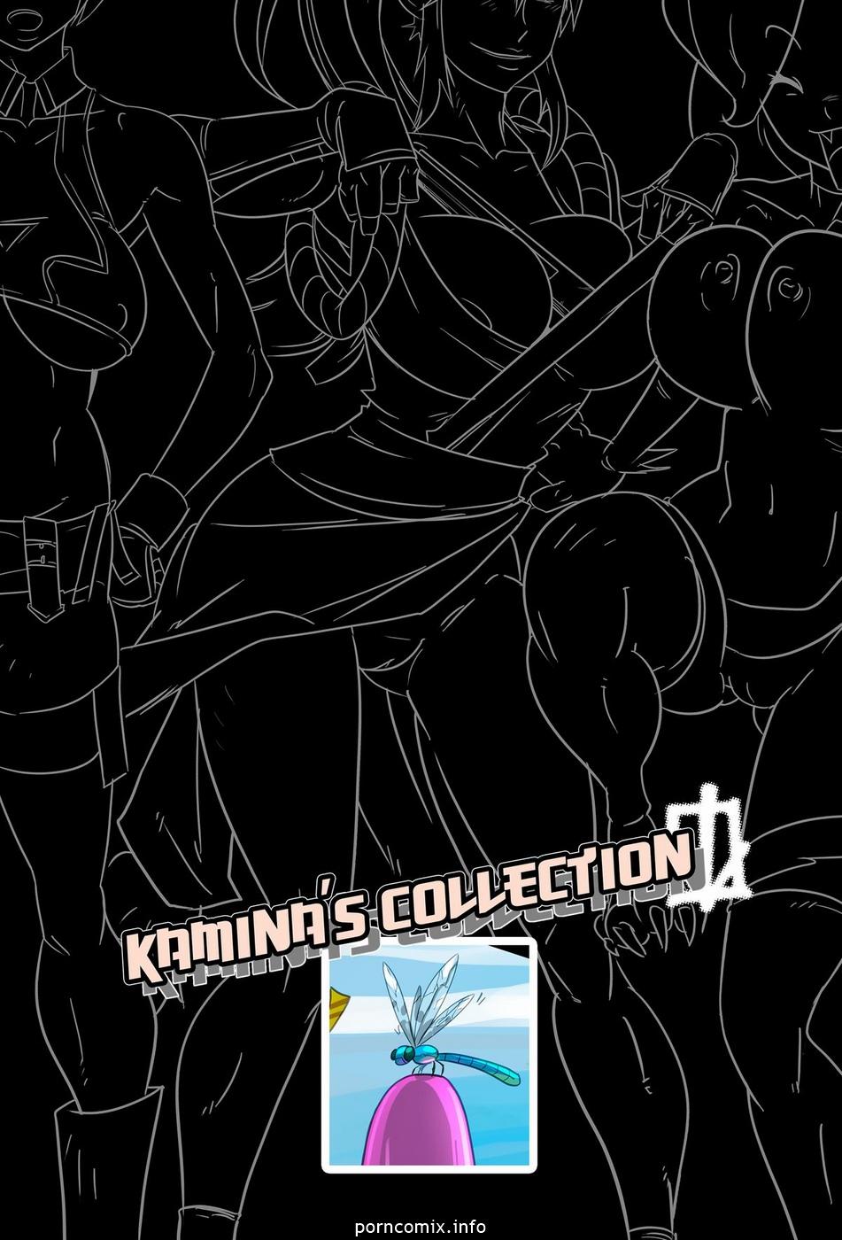 Kamina- Croxxx Over