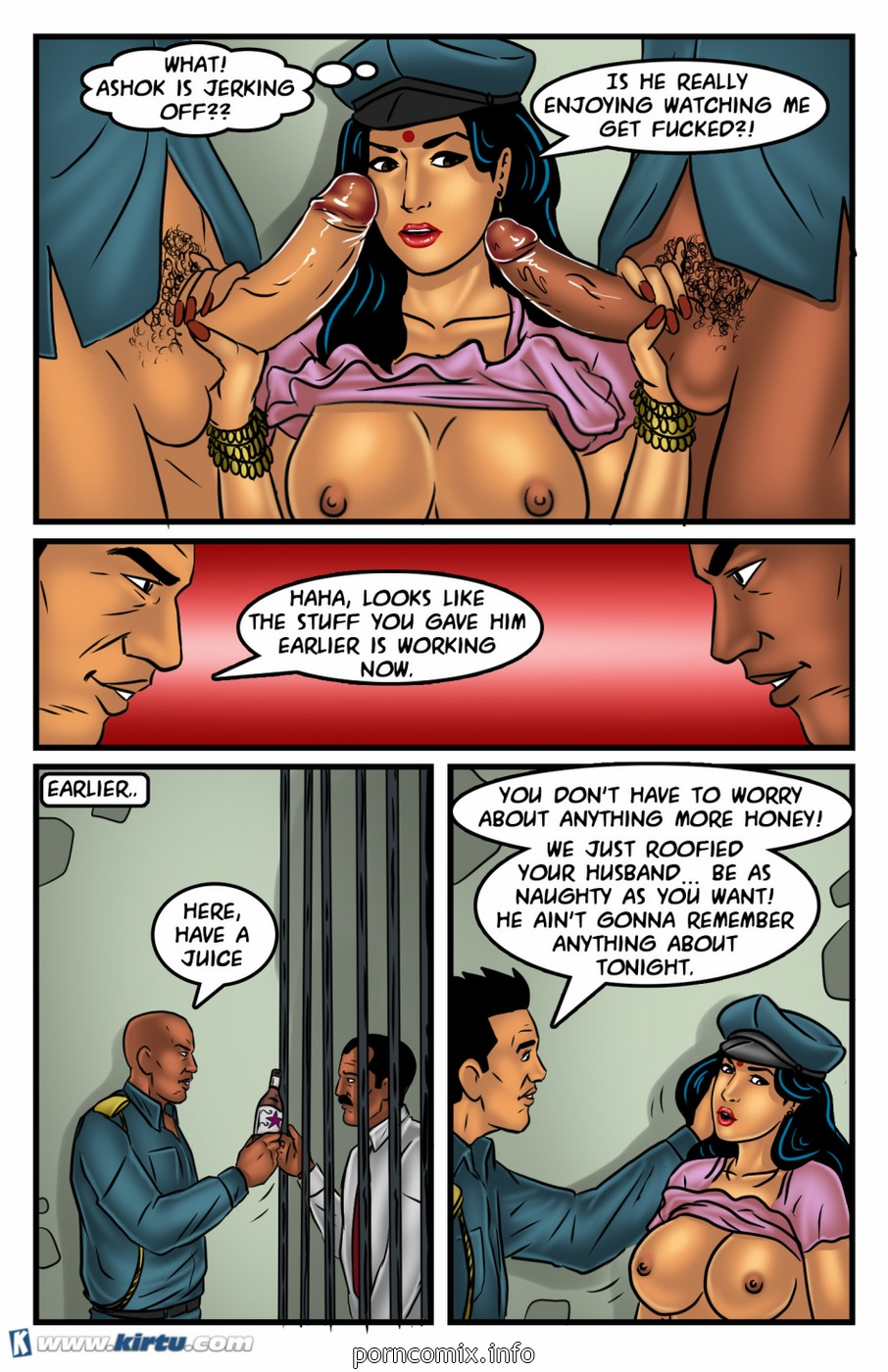 Savita Bhabhi 58- A Wife Sacrifice - part 2