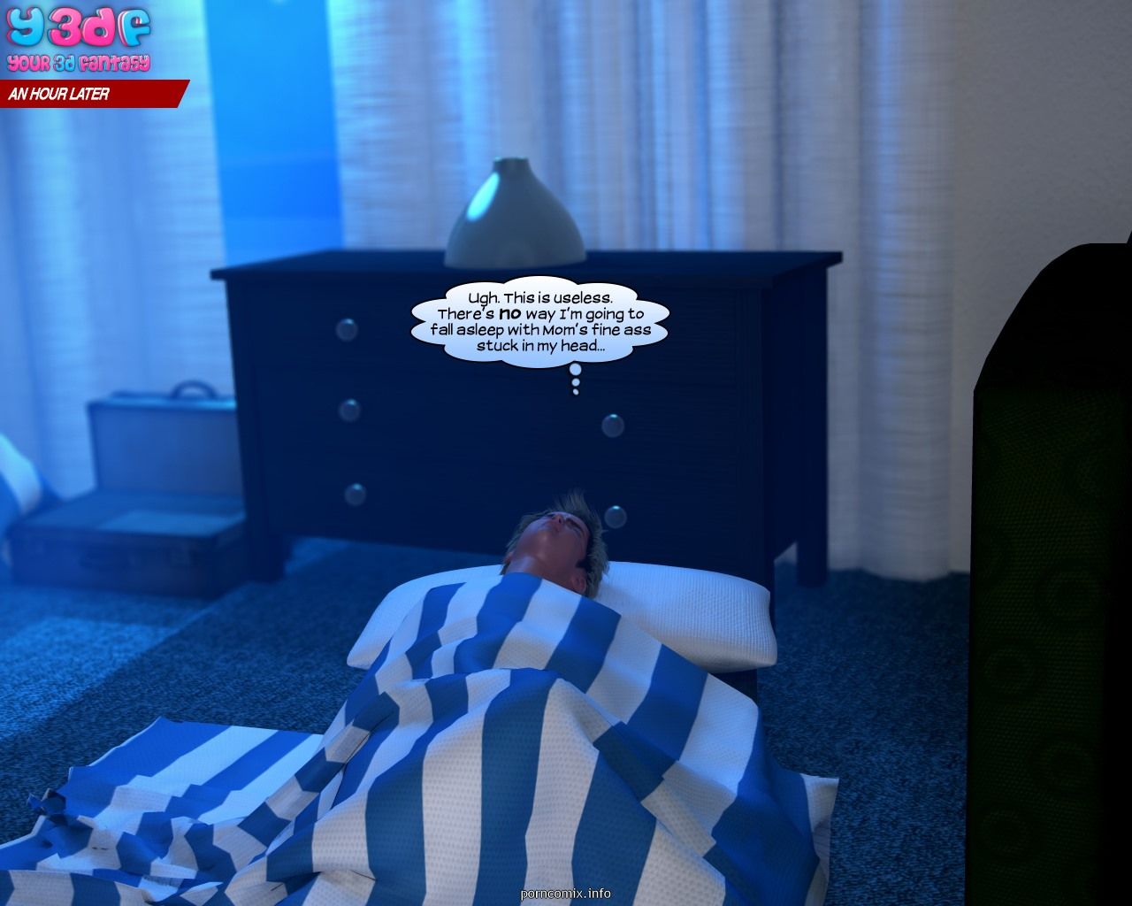 Y3DF- One Night Stand - part 2