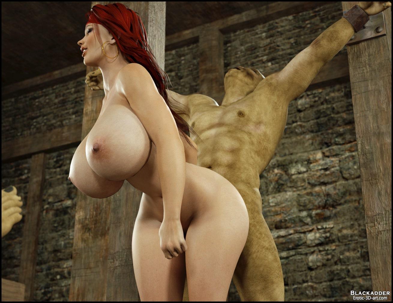 Blackadder- Monster Sex 03 - part 3