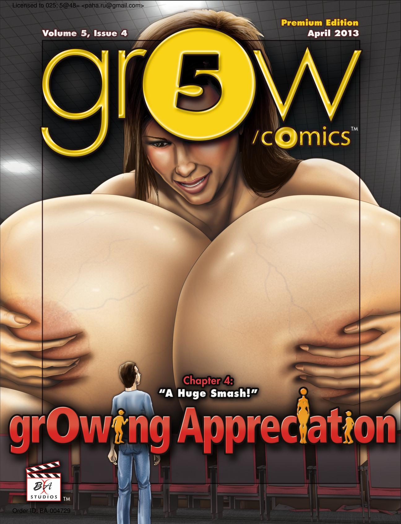 Gr0W 5.4 - A Huge Smash!
