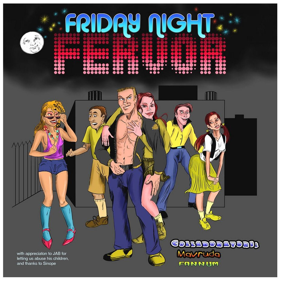 Jab Collaboration- Friday Night Fervor