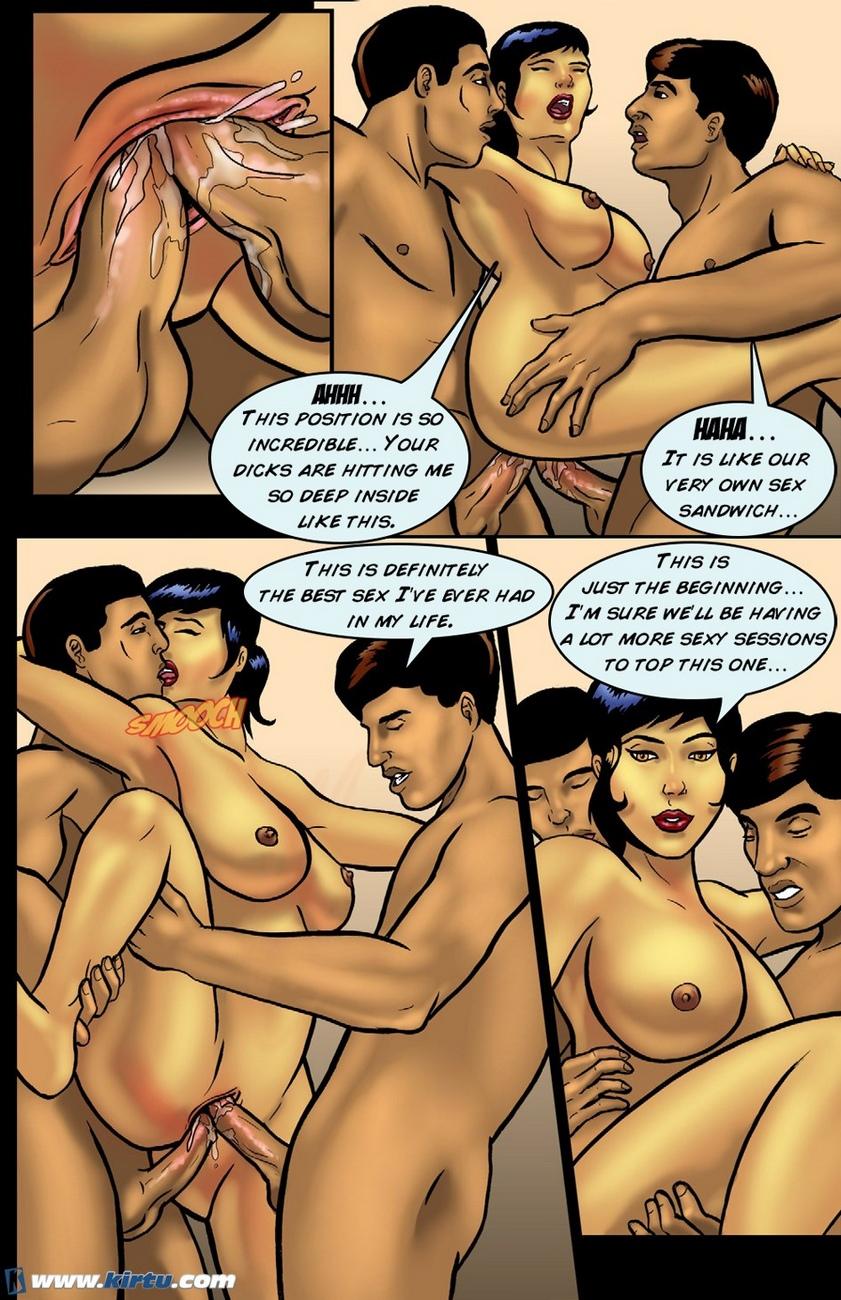 Savita at 18 7 - Sexy Sandwich - part 2
