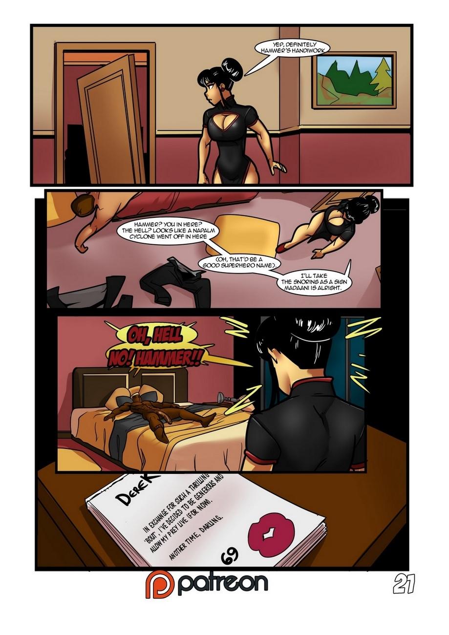 Hero Tales - Legs To Kill - part 2