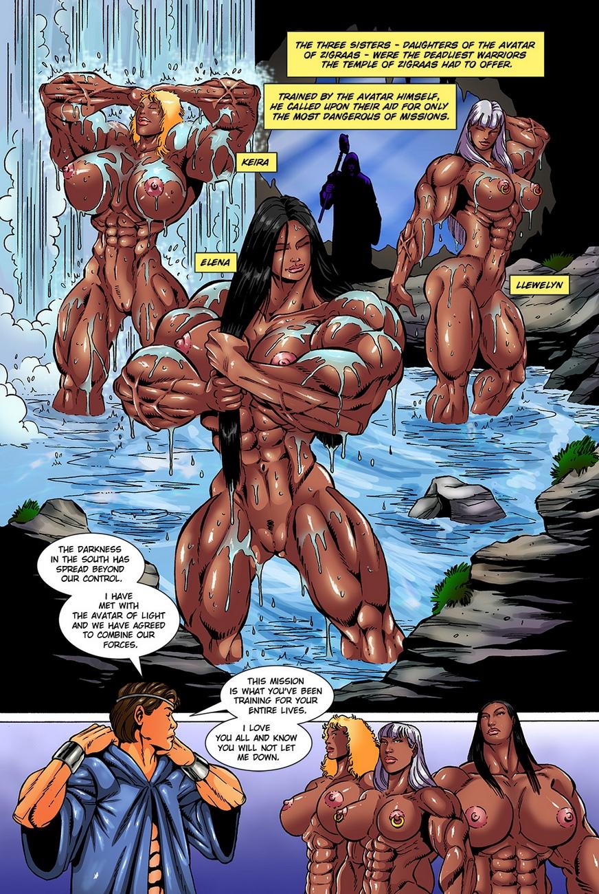 Dark Gods 3 - The Reckoning - part 2