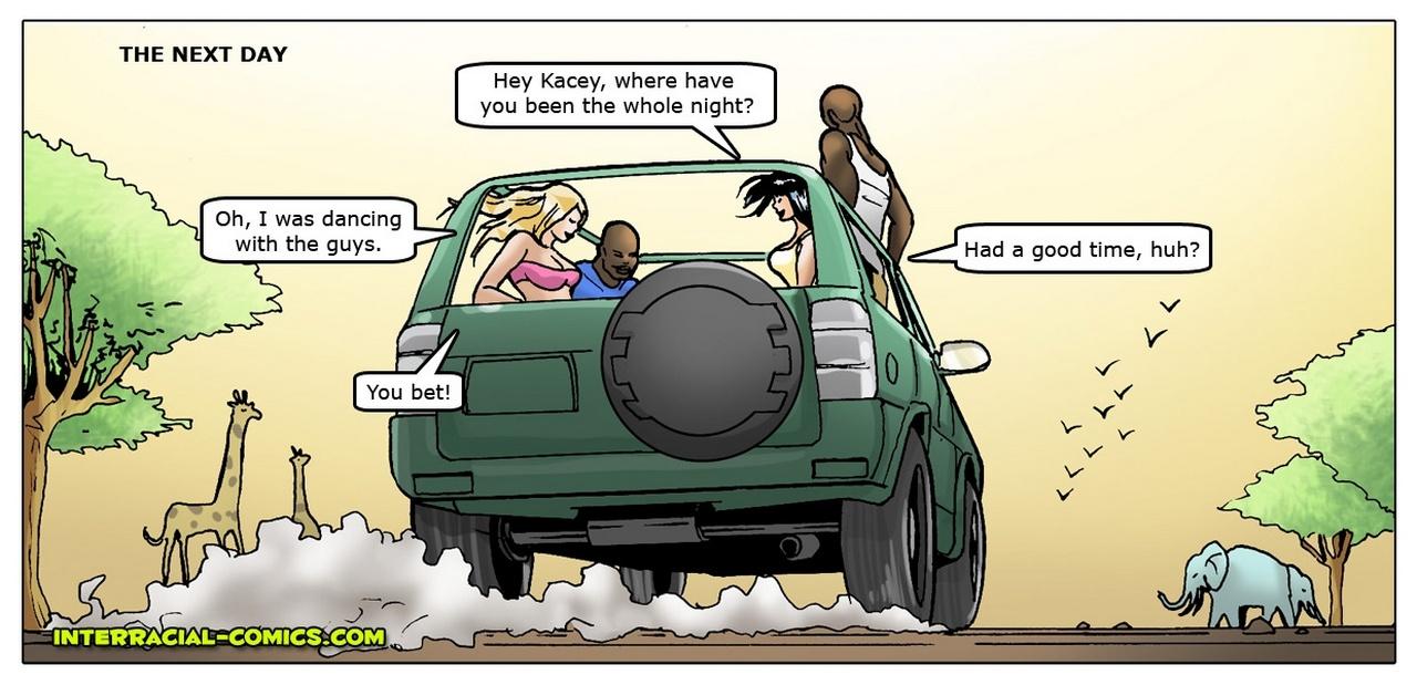 Afrikanische Abenteuer - Teil 2