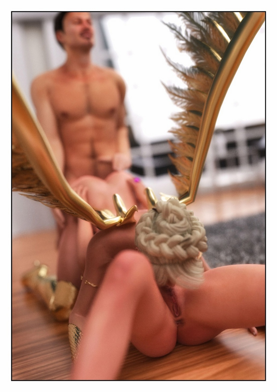 Seduced By An Angel - part 4