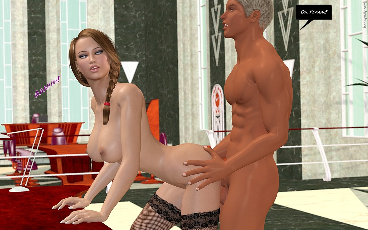 When Maya Meets Mave 2 - Waiting For Thech - part 4