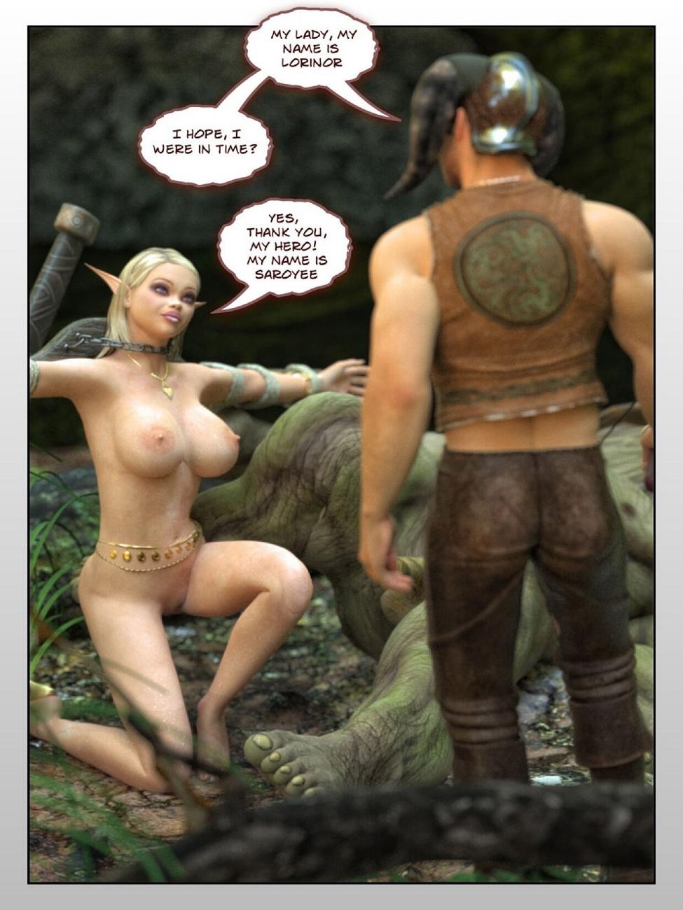 Saroyee\'s Quest 1 - part 2