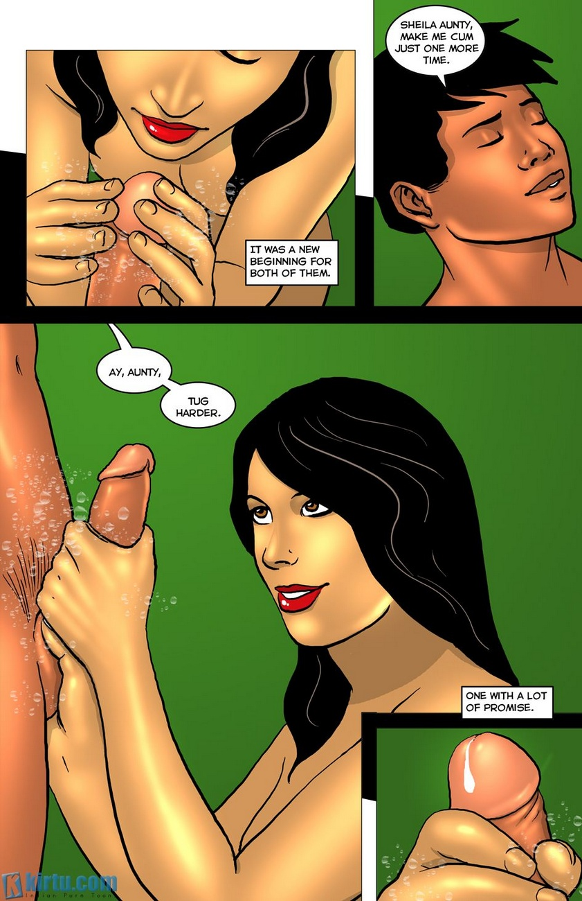 Rooftops 2 - Showing His Seed In Her Garch - part 2