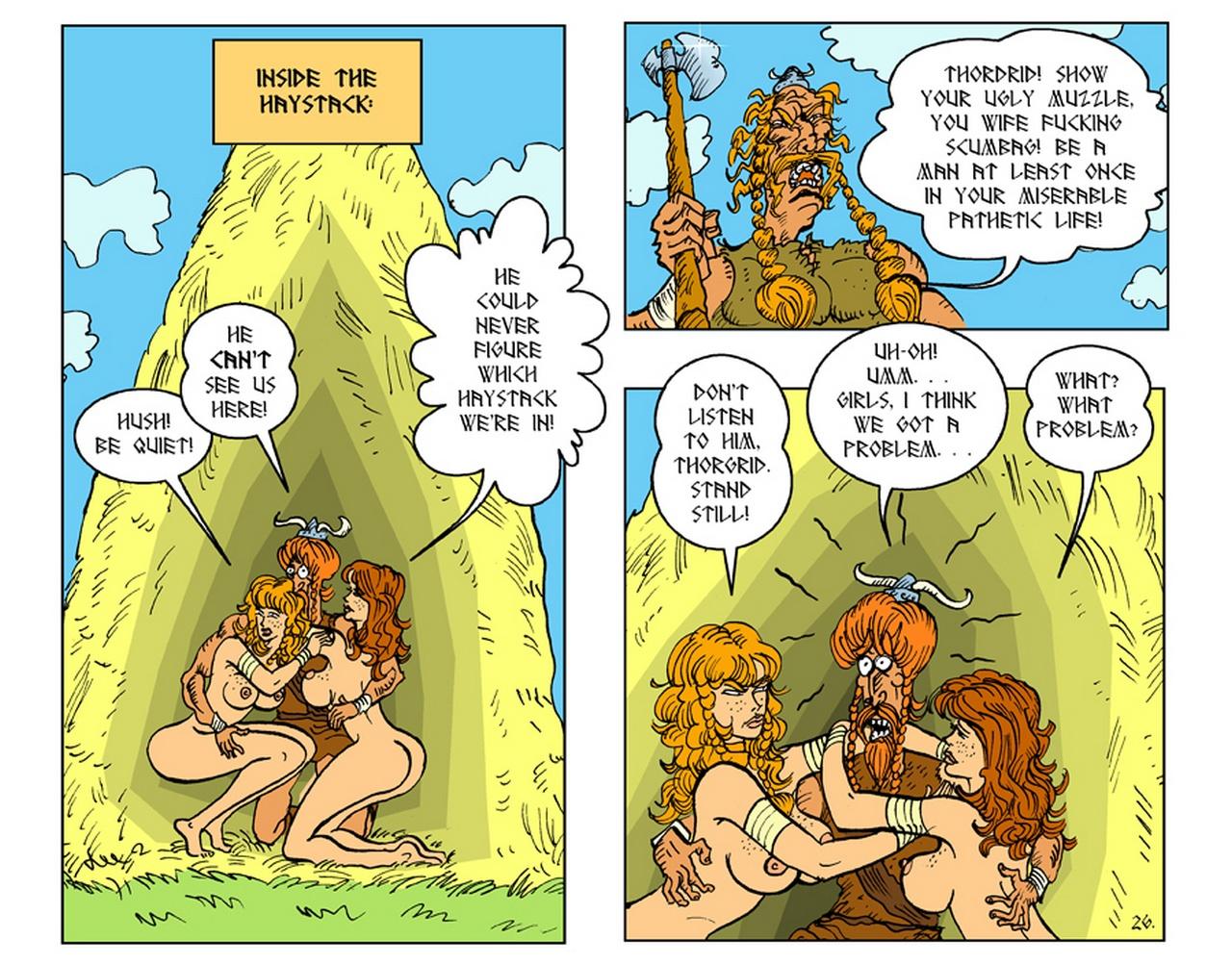 Horny Saga 2 - part 2