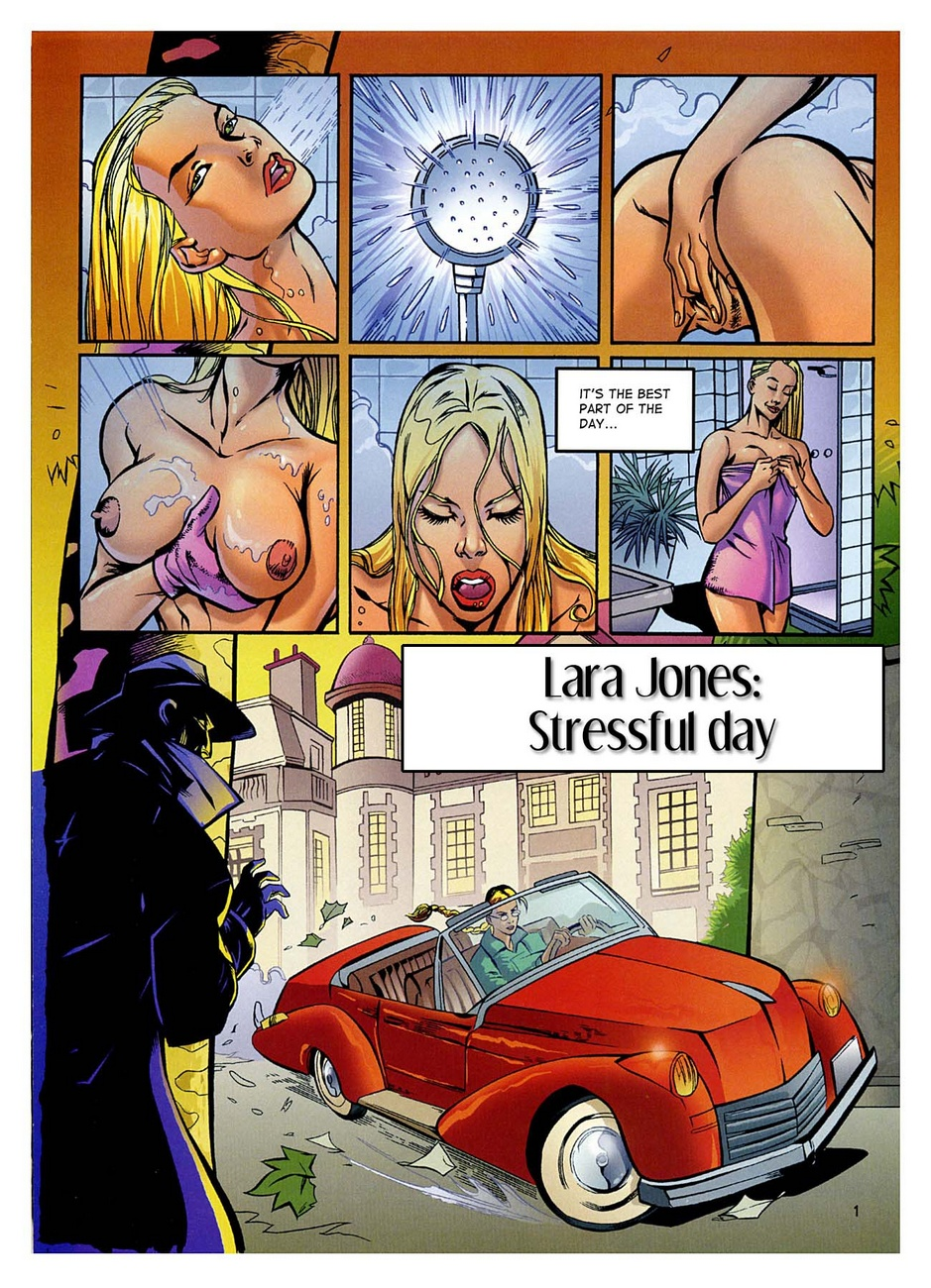 Lara Jones - Stressful Day