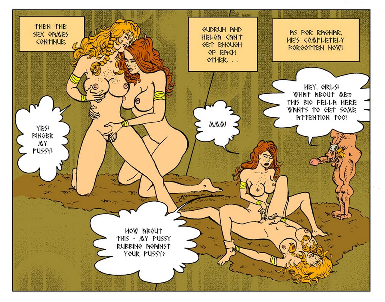 Horny Saga 1 - part 2