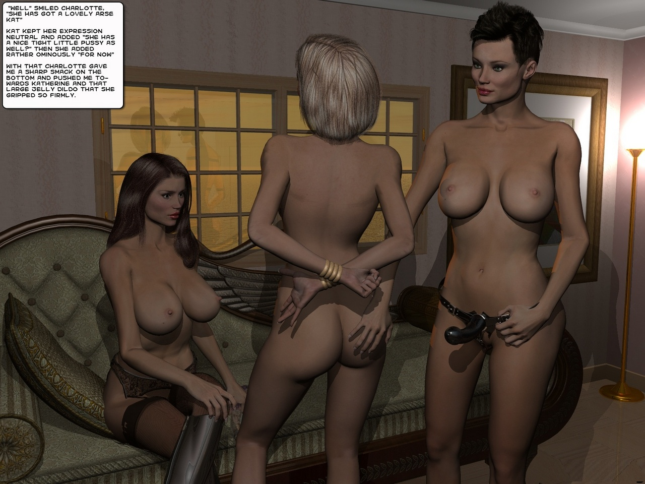 Adventures Of A Young Housewife - part 3