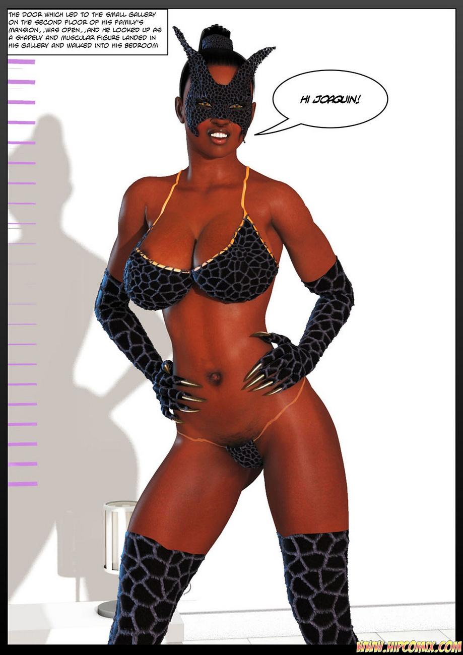 Panther Girl 3