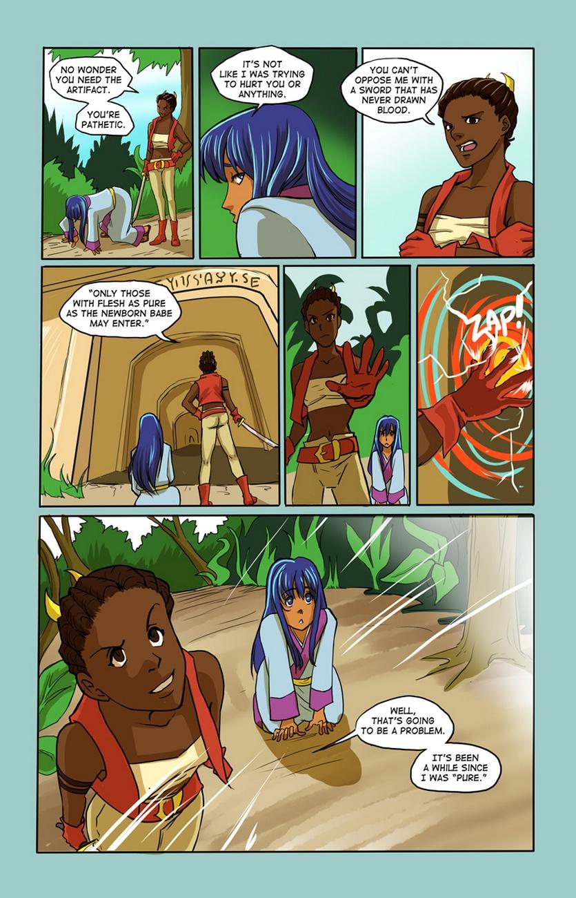 Thorn Prince 3 - Artifact Of Power