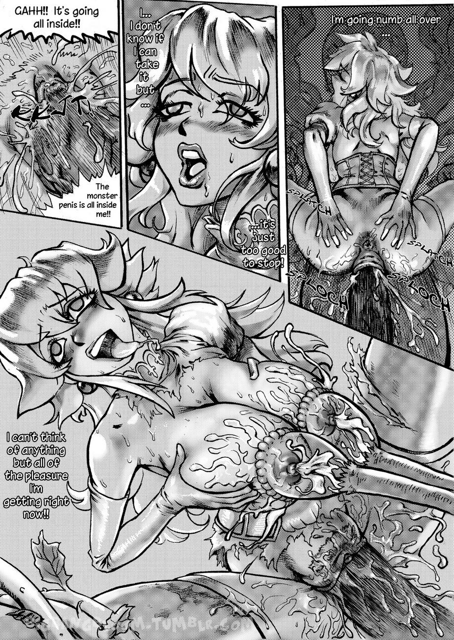 Princess Peach Wild Adventure 2 - part 2