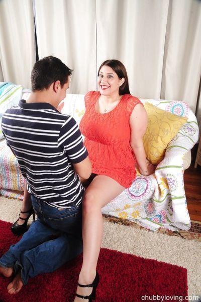 толстушки секс