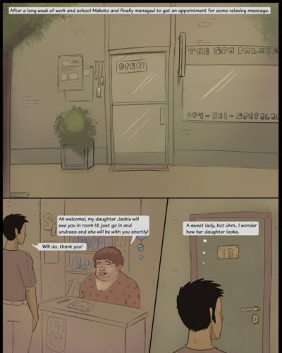 [Shiin] Makoto- The Massage Experience