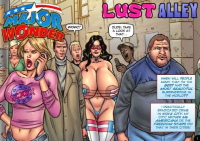 [Eric Logan III] Major Wonder: Lust Alley [Updated] [Ongoing]