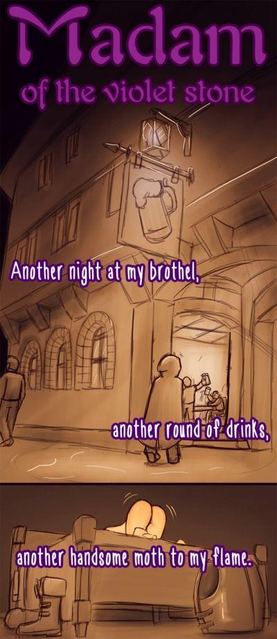 [ThornBoi] Madam of the Violet Stone