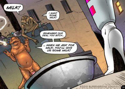 [Eric Logan III] Major Wonder: Lust Alley [Updated] [Ongoing]  - part 2