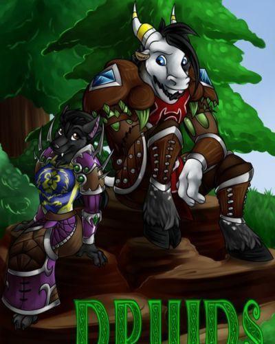 [Amocin] Druids (World of Warcraft) [On-Going] update 29-2-2016